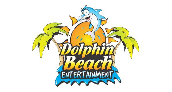 Dolphin Beach Entertainment Logo